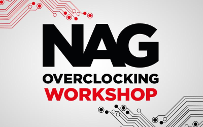 nag overclocking workshop at rAge
