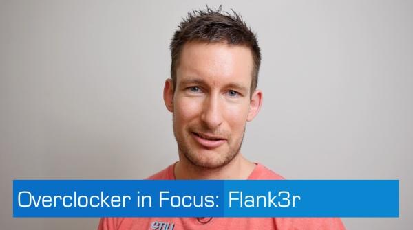 Michal Simonek Flank3r overclocking