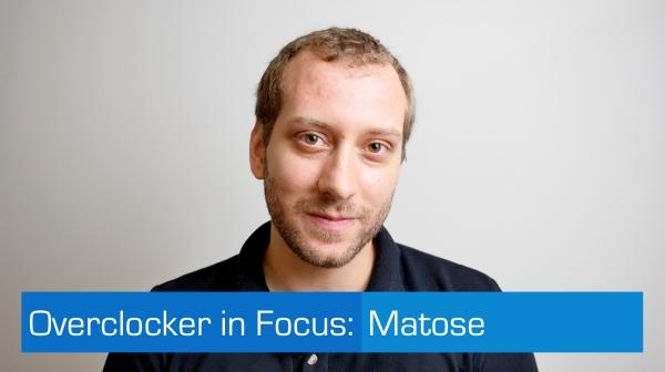 Mihatoiu Matei Matose overclocking