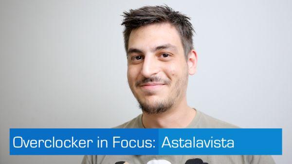 Astalavista overclocking